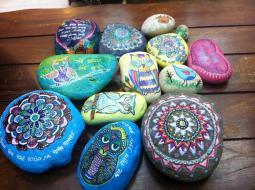 אבנים בטבעון
