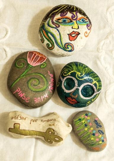 5 אבנים