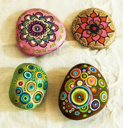 4 אבנים