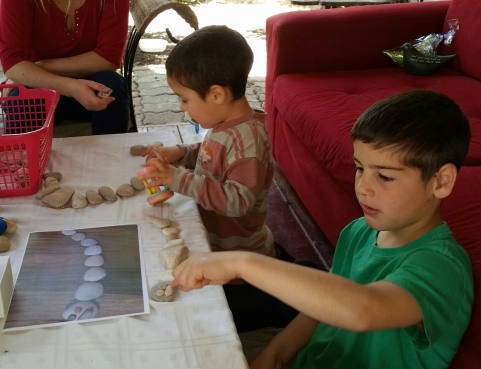משחק מאבנים