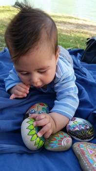 כמשחק לתינוק