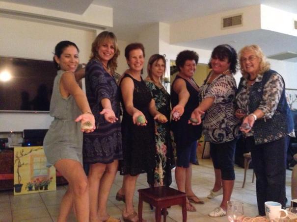 סדנת נשים יולי 2016