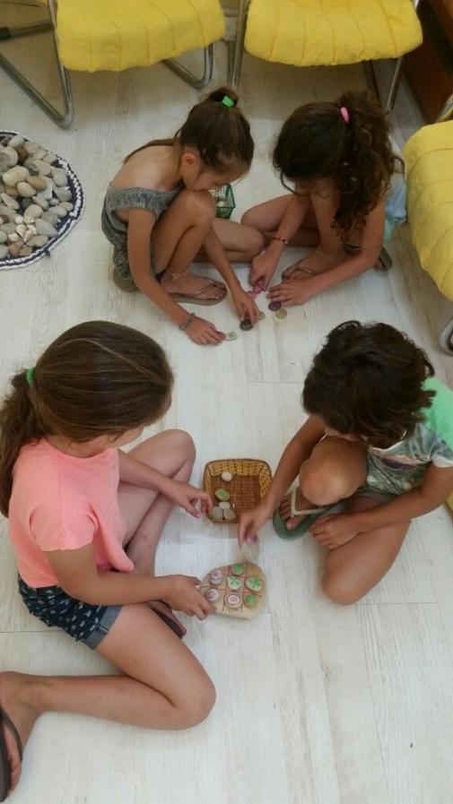 חוג אבן זוהר לילדים