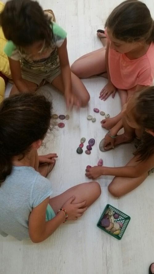 חוג אבן זוהר לילדים 2