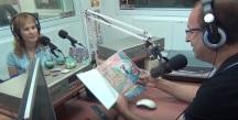 רדיו קסם על ספרים סופרים ומה שבינהם אוזניות שנינו זהר מקריא
