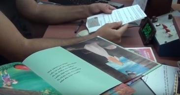 רדיו קסם על ספרים סופרים ומה שבינהם הספר פתוח